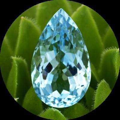 Аквамарин, камень Весов