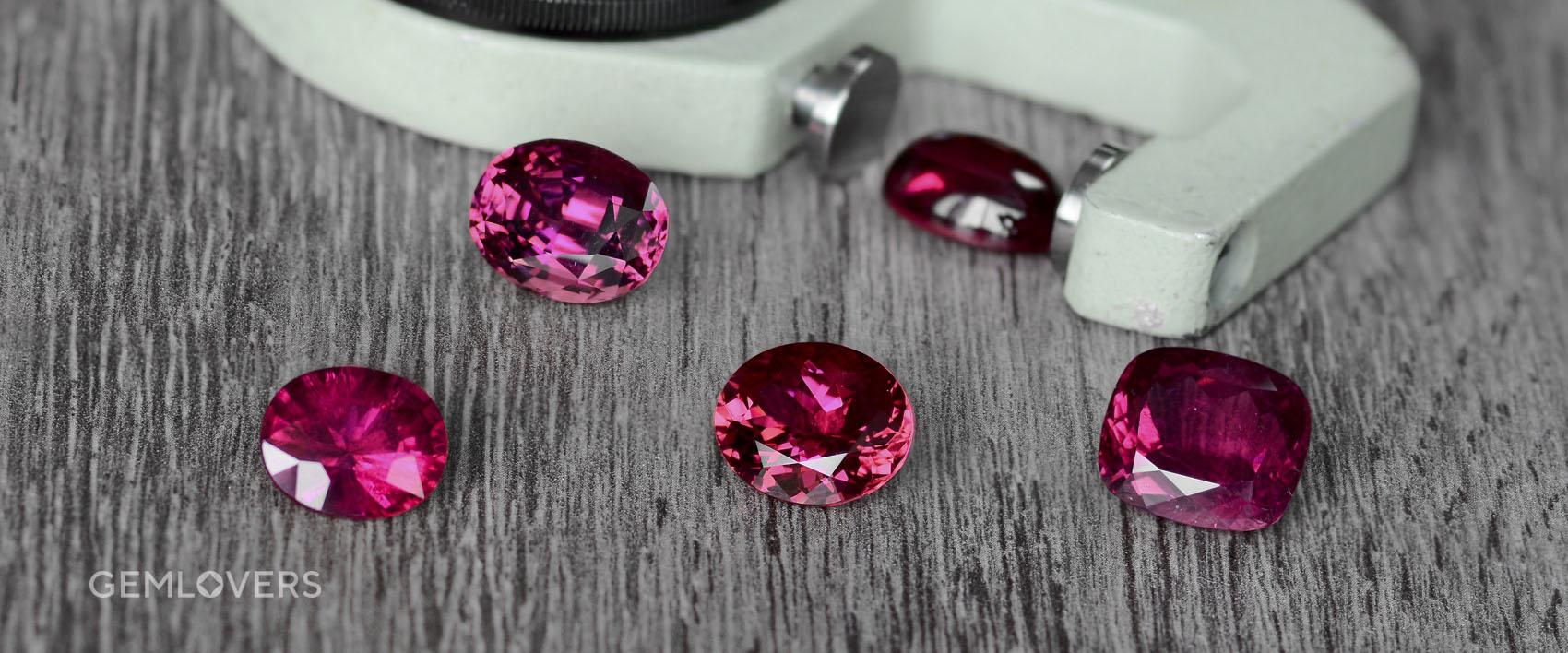 Камень рубеллит: цвета, чистота, огранка, стоимость, как распознать подделку