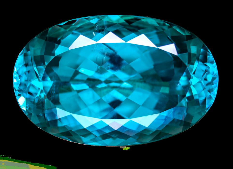 Драгоценный камень голубого цвета название и фото
