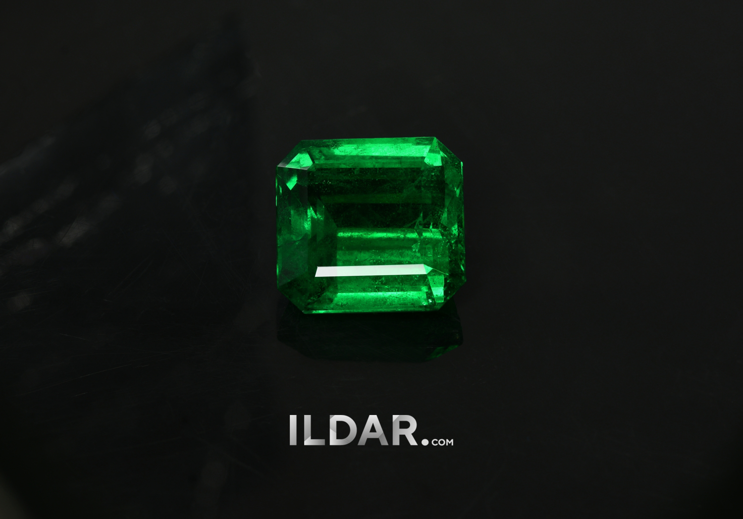 Unique No Oil emerald 19.05 ct смотреть