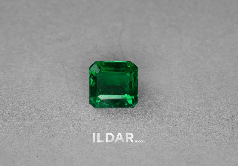 Wonderful emerald from Zambia 2.92 ct смотреть