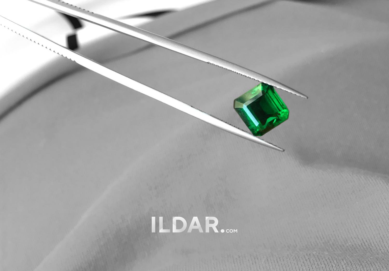 Wonderful emerald from Zambia 2.92 ct фото
